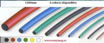 FUTE-012 Funda termoretractil poliolefina 1,2mm x 1200mm color:
